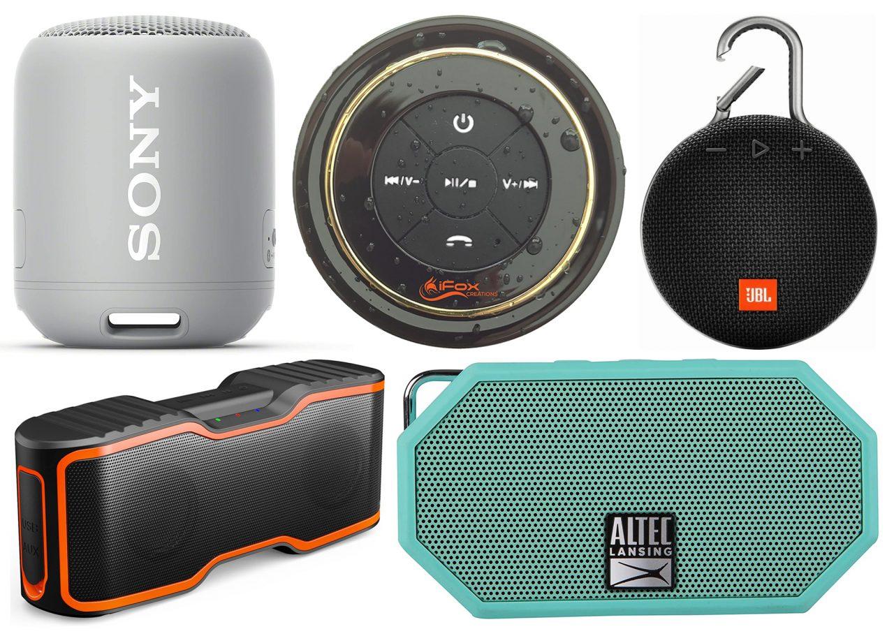 Top 5 Waterproof Portable Bluetooth Speakers Under 50 Routenote Blog