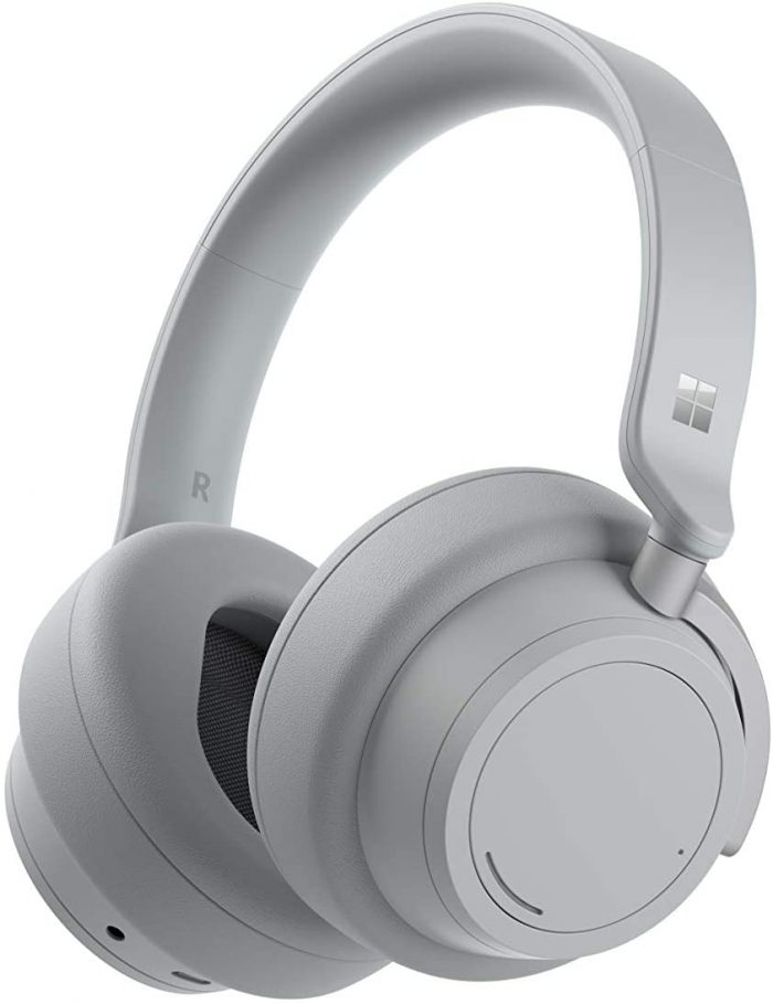Surface Headphones 2 Light Gray