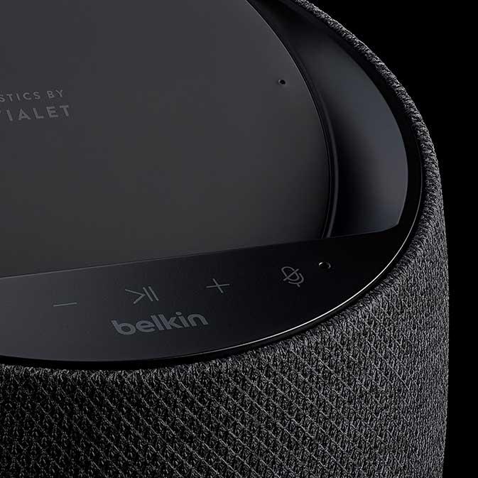 Belkin Soundform Elite Controls