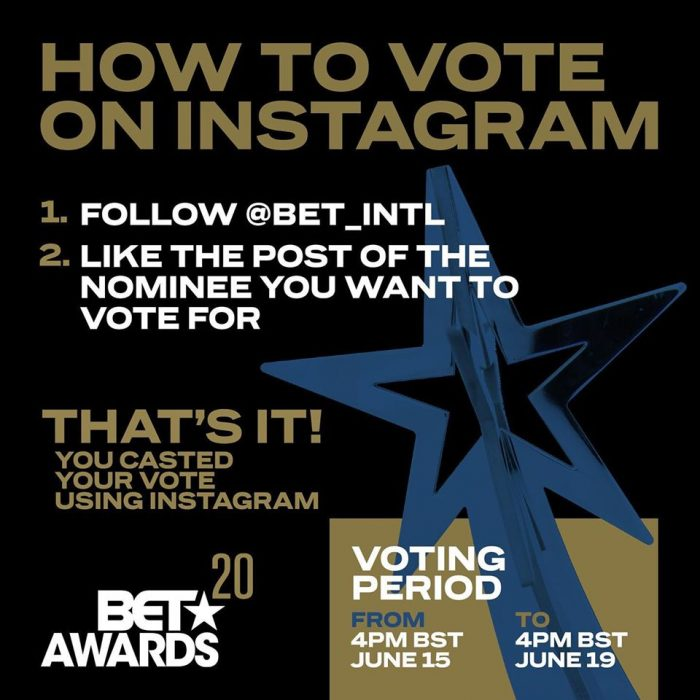 How to vote on the bet awards app spaze csgo betting