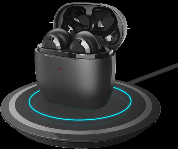EarFun Air Wireless Charging