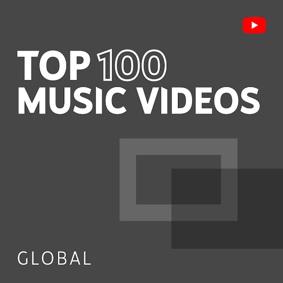 8 Top 100 Music Videos Global