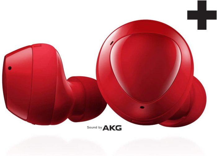 Samsung Galaxy Buds+ Red