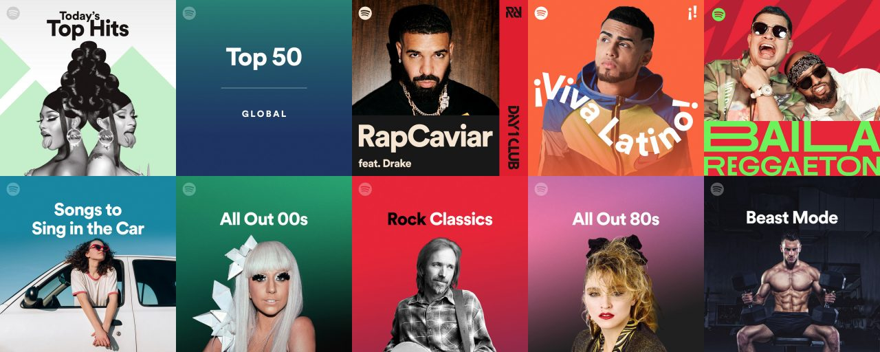 Top 10 Most Followed Playlists On Spotify 2020 Routenote Blog
