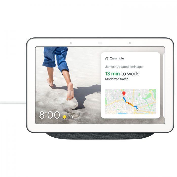 Google Nest Hub Charcoal 2