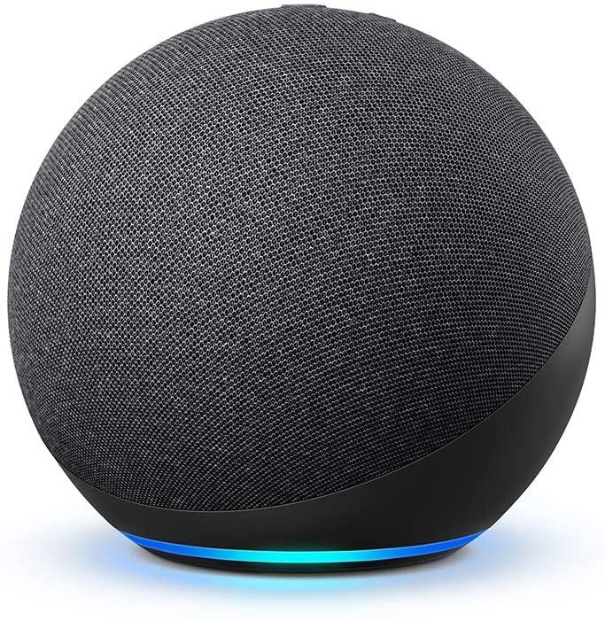 Echo Dot Charcoal