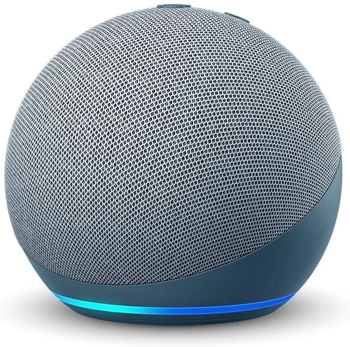 Echo Dot Twilight Blue