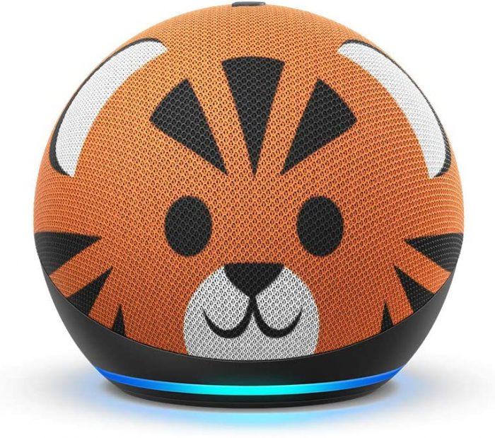 Echo Dot Tiger