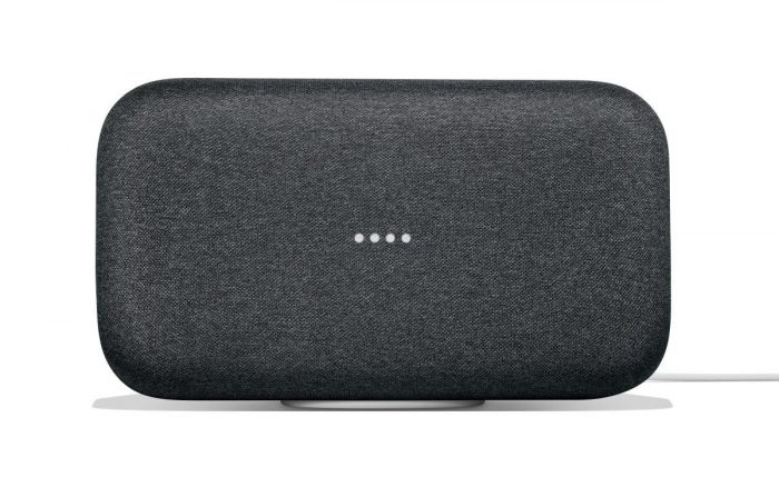 Google Home Max Charcoal 2