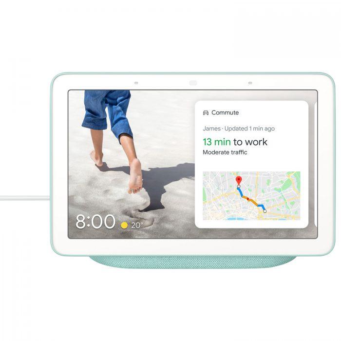 Google Nest Hub Aqua 3