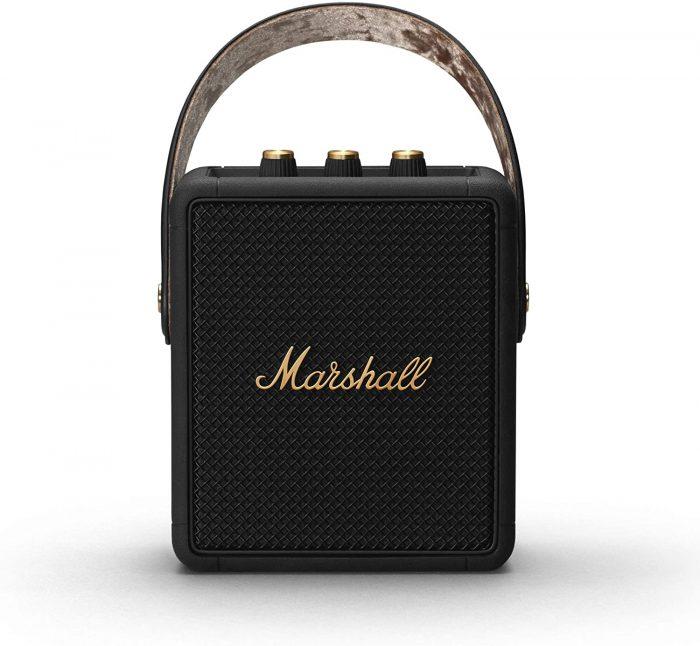 Marshall Stockwell II Black and Brass