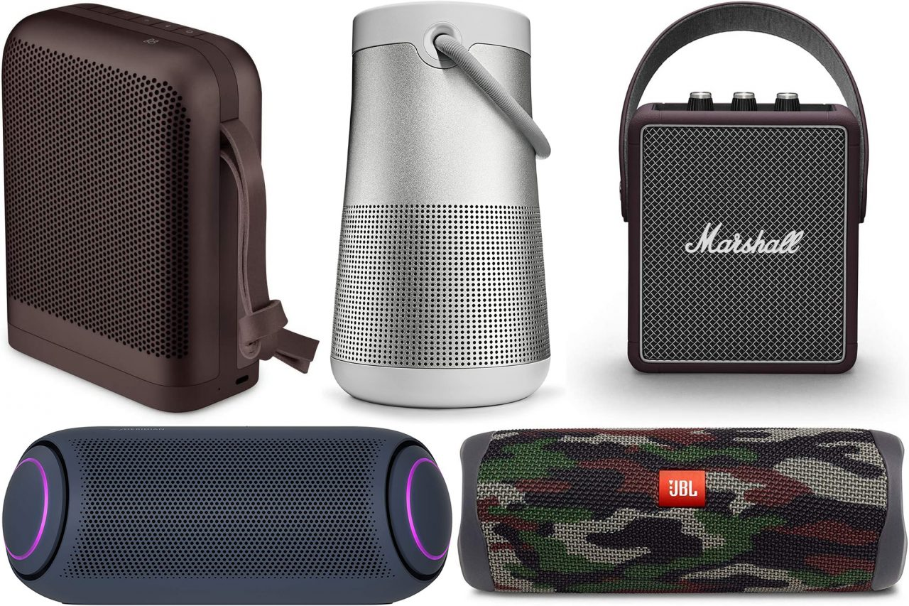 Top 5 Small Portable Bluetooth Speakers Routenote Blog