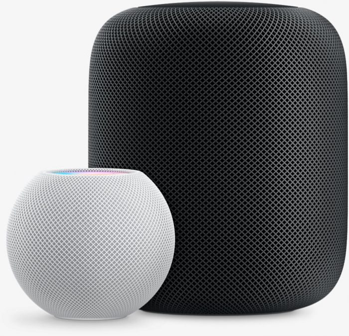 Both HomePods