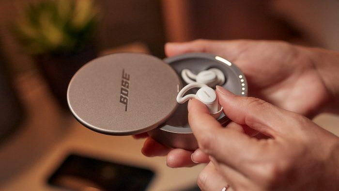 Bose Sleepbuds charging case