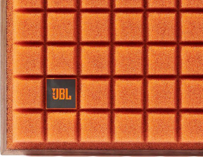 JBL Orange Detail