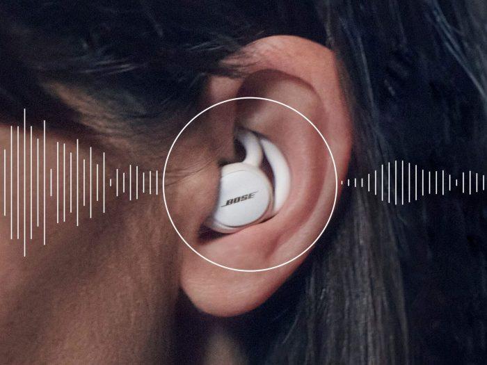 Bose Sleepbuds passive noise blocking
