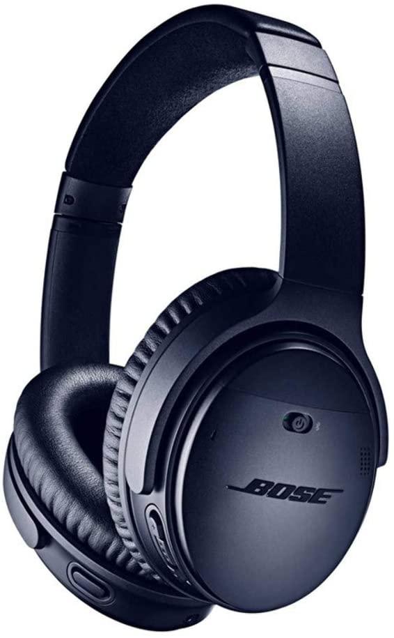 Bose - QuietComfort 35 II Black Triple Midnight