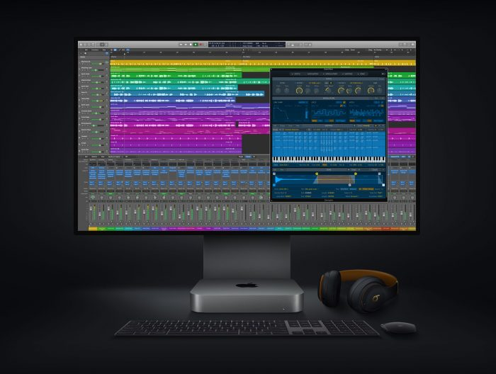 Mac mini Logic Pro