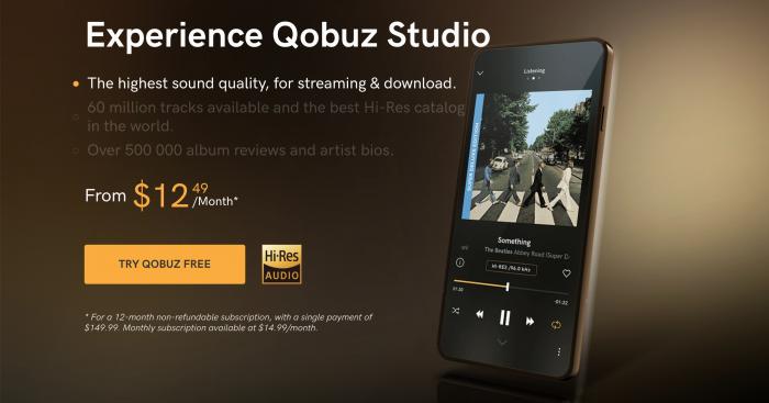 Qobuz Studio