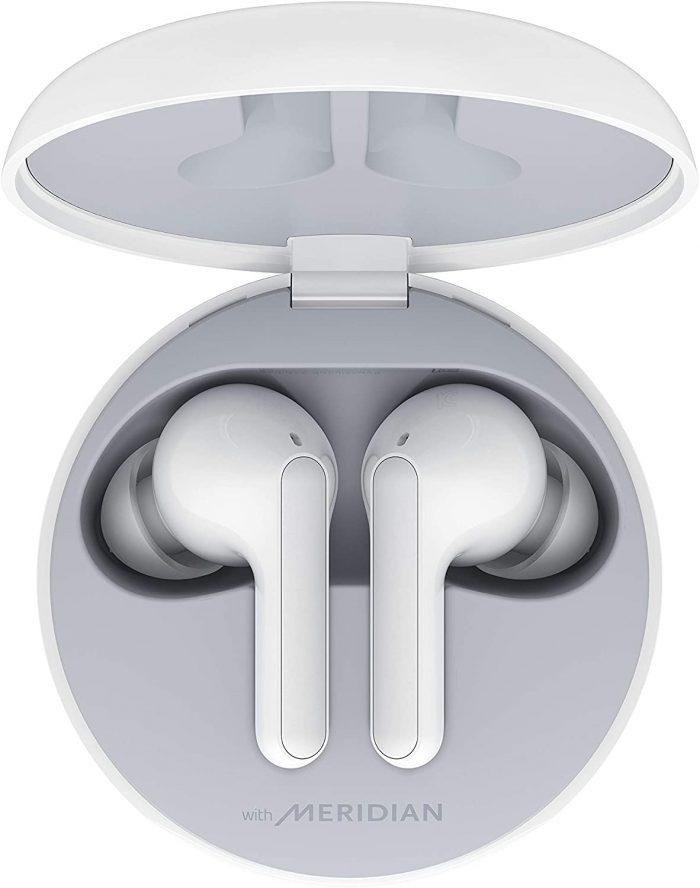 LG - TONE Free HBS-FN6 White