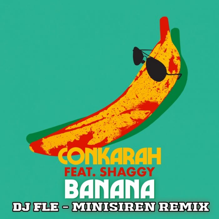 3. Banana (feat. Shaggy) [DJ FLe - Minisiren Remix]