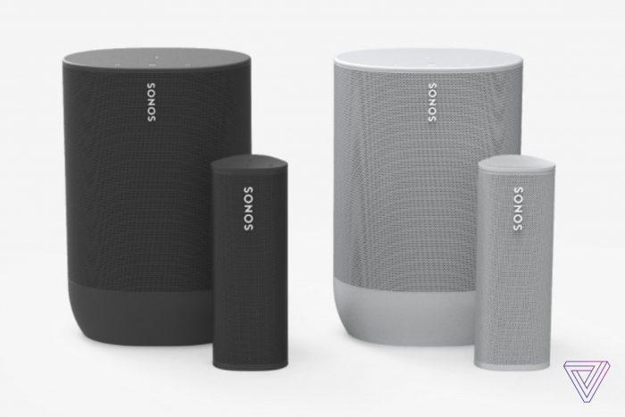 Sonos Move and Roam