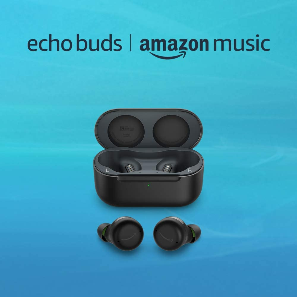 Amazon update Echo Buds with ANC in a smaller, lighter and cheaper package