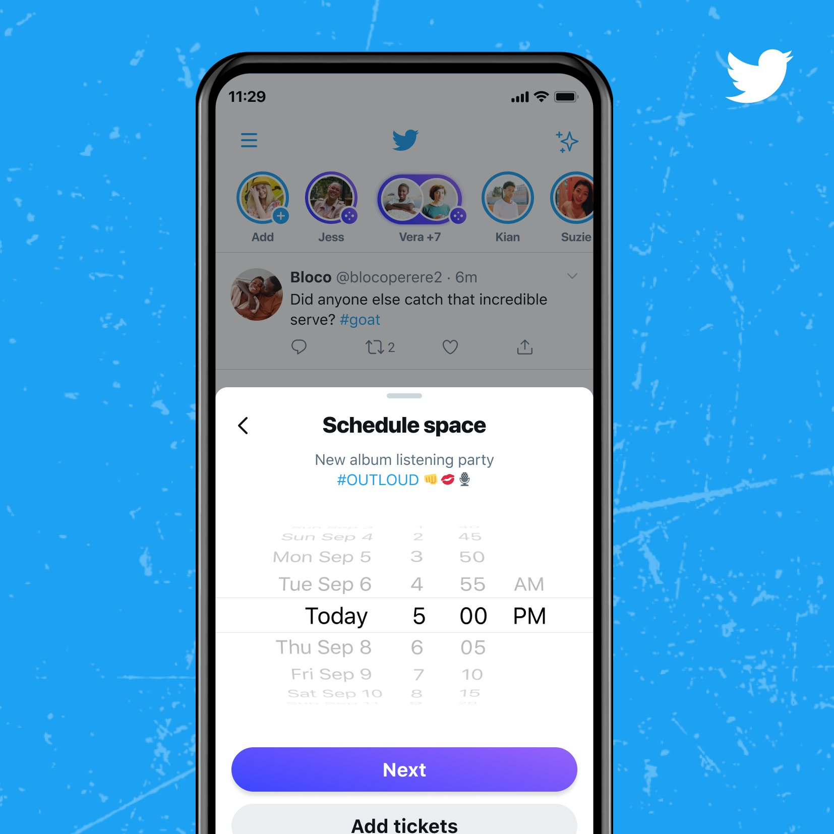 Twitter Spaces is open for all with 600 or more followers, competing with invite/iOS-only Clubhouse