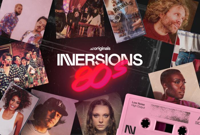 inversions 80s album on deezer