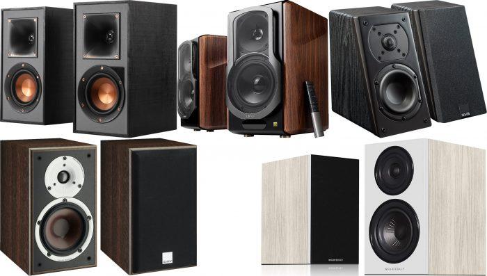 Top 5 bookshelf speakers under $400