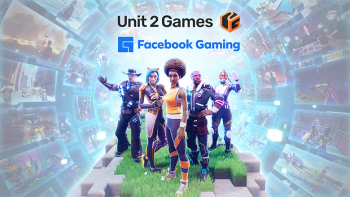 facebook gaming and unit 2 games
